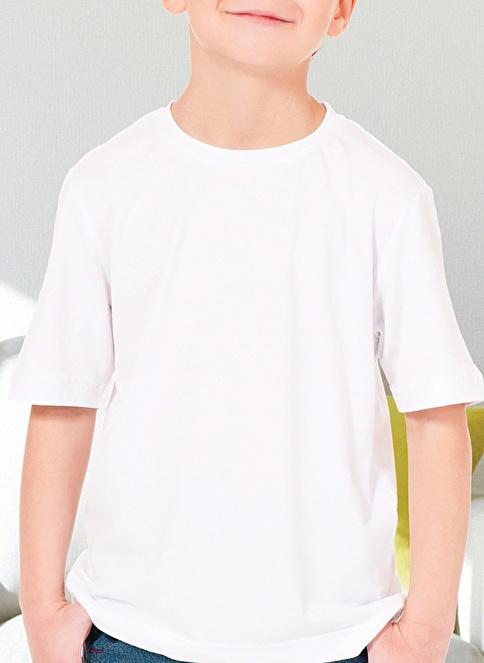 Miorre 2'Li Çocuk Atlet Beyaz